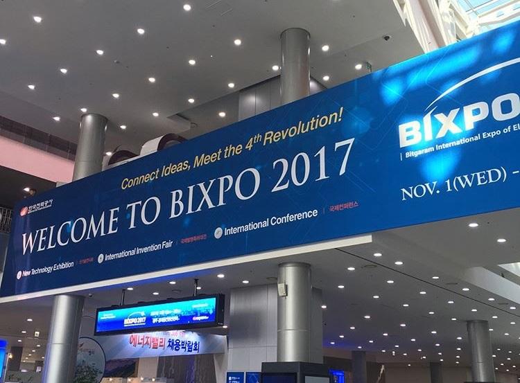 BIXPO 2017(빛가람 국제전력기술 엑스포) 참관